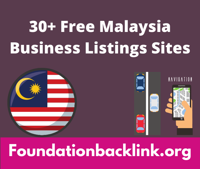 Free Malaysia Business Listings Sites