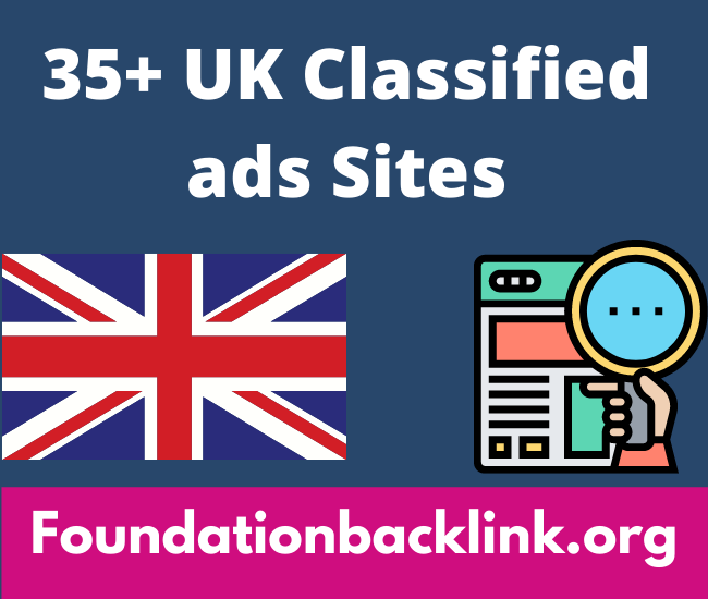 35+ UK Classified ads Sites 2021 Free Business Advertising