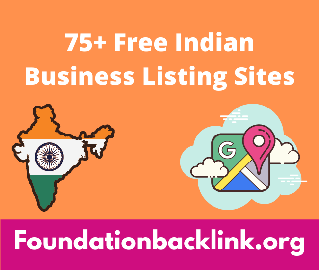 75+ Free Indian Business Listing Sites 2021