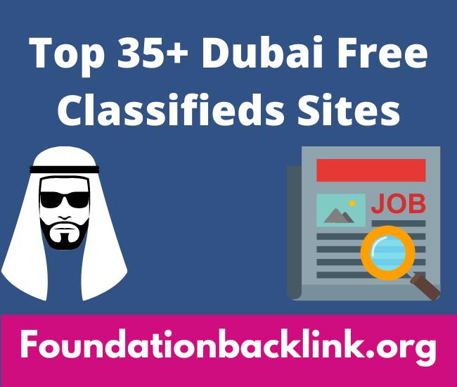 Dubai Free Classified Ads Posting Sites